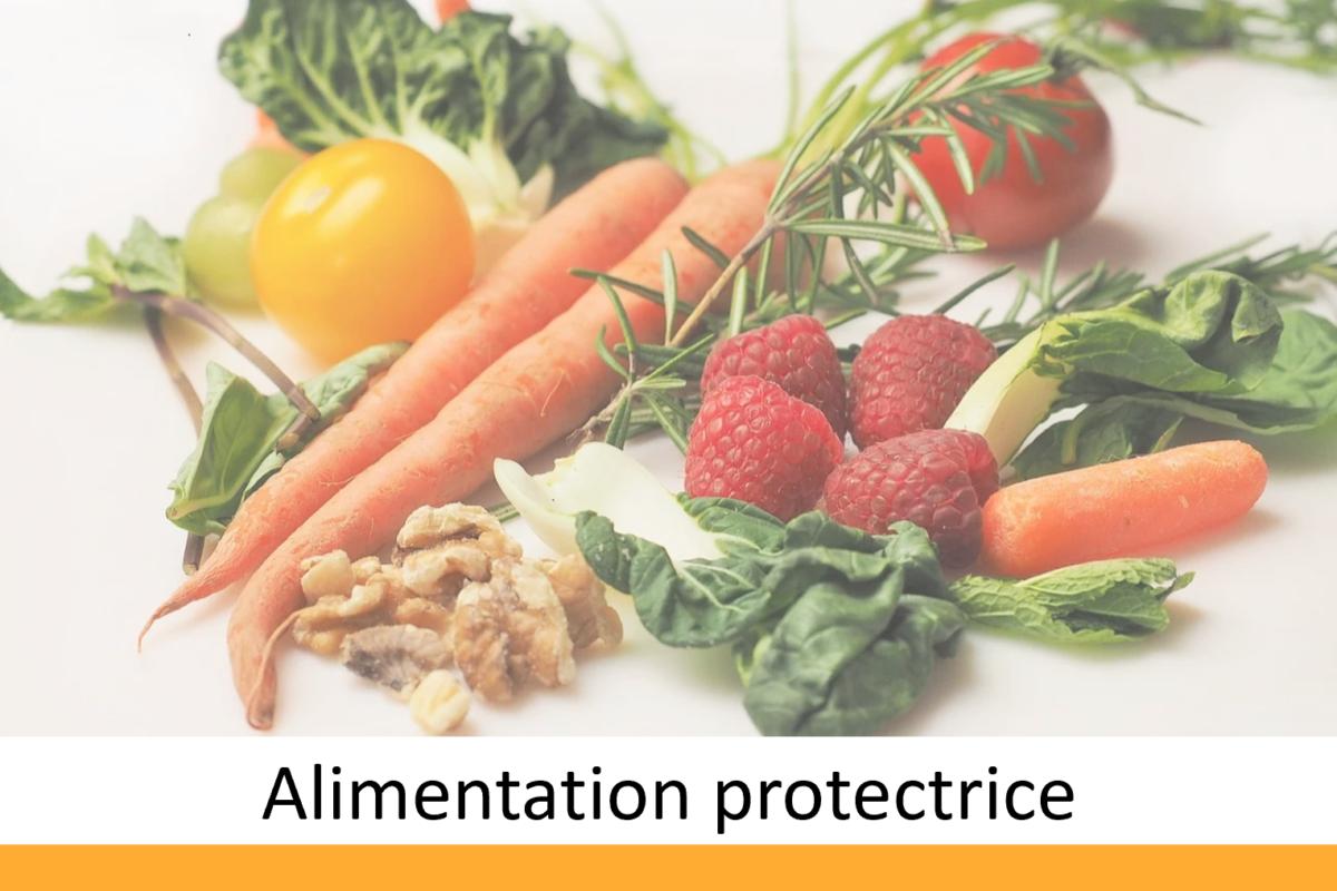 Plus que guérir, une alimentation saine peut prévenir et protéger !
